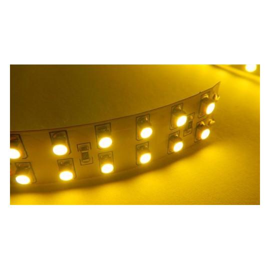 LED páska SMD3528, teplá bílá, 24V, 1m, 240 LED/m