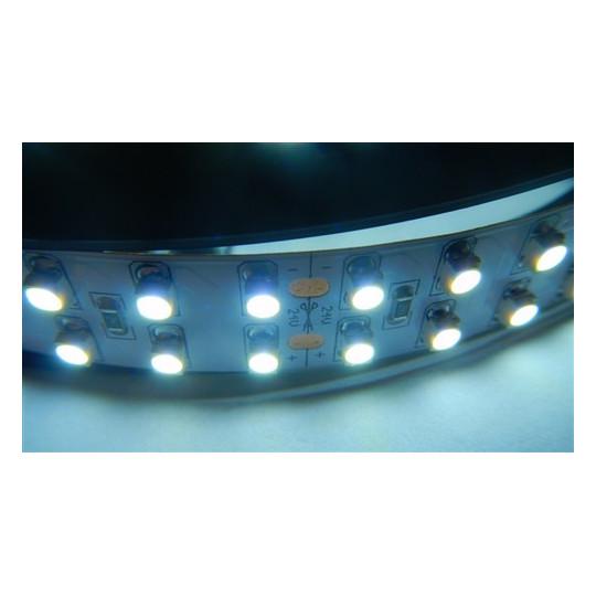 LED páska SMD3528, studená bílá, 24V, 1m, 240 LED/m