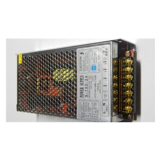 eLite síťový zdroj pro LED osvětlení, 100W/24V