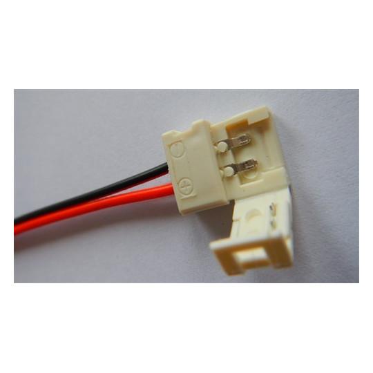 Napájecí konektor pro LED světelný pásek, SMD3528, 8mm