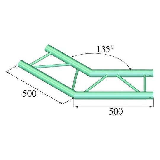 Bilock BQ2-PAC 23H, 135°