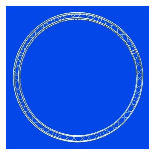 Quadlock 6082 díl pro kruh, d - 2 m, vnitřní, 90°