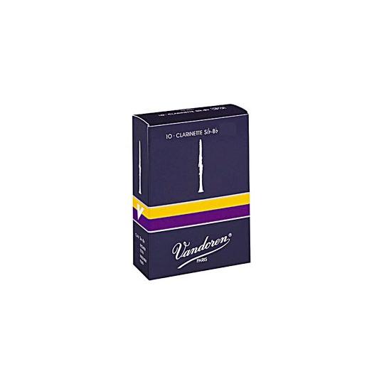VANDOREN CR101 -plátky pro B klarinet, tvrdost 1
