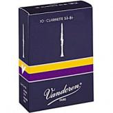 VANDOREN CR1035 - plátky pro B klarinet, tvrdost 3,5