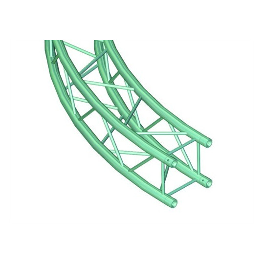 Decolock DQ-4 díl pro kruh, d 5 m, 45 stupňů