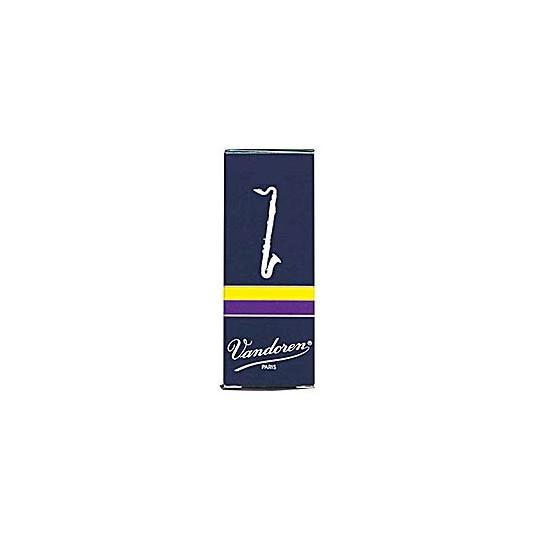 VANDOREN CR124 - plátky pro Bas klarinet tvrdost 4