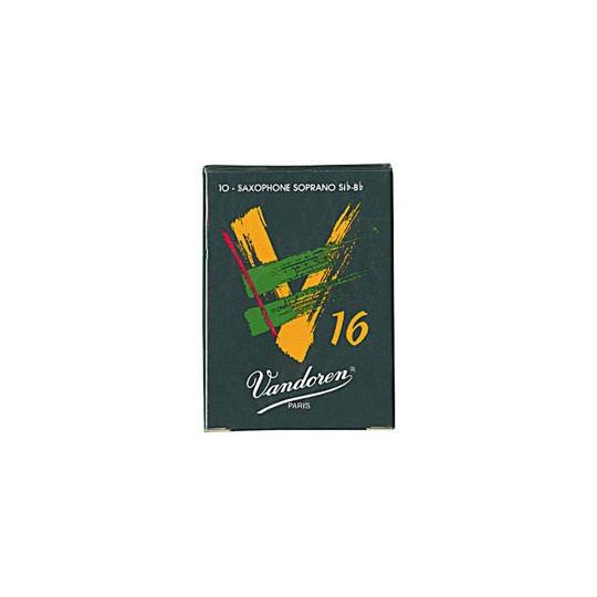 VANDOREN SR712 - V16 plátky pro sopran saxofon tvrd. 2