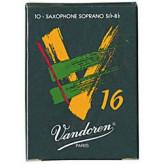 VANDOREN SR713 - V16 plátky pro sopran saxofon tvrd. 3