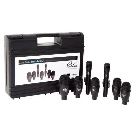 Mikrofon Alpha Audio MIC Drumbox 7