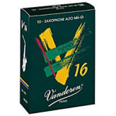 VANDOREN SR7015 - V16 plátky pro alt saxofon tvrdost 1,5