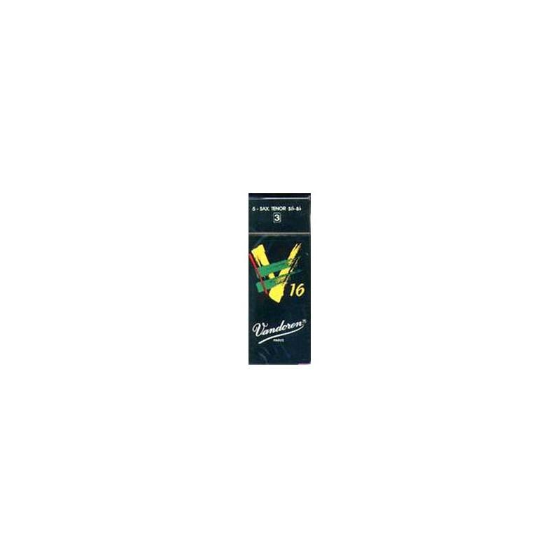 VANDOREN SR722 - V16 plátky pro tenor saxofon tvrdost 2