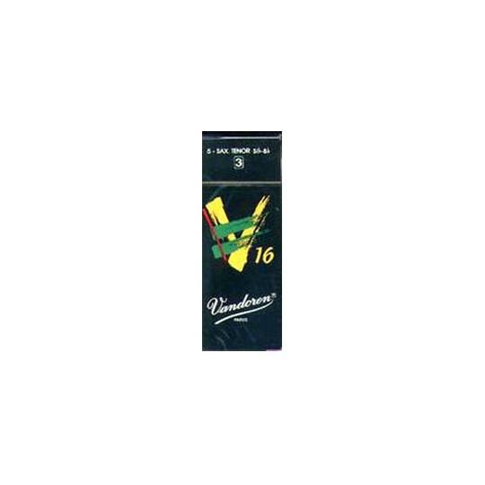 VANDOREN SR723 - V16 plátky pro tenor saxofon tvrdost 3