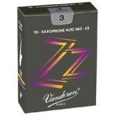 """VANDOREN SR412 - plátky """"Jazz"""" pro alt saxofon, tvrdost 2"""