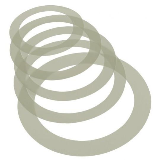 Tlumící kroužky BSX 10, 12, 2 x 14'