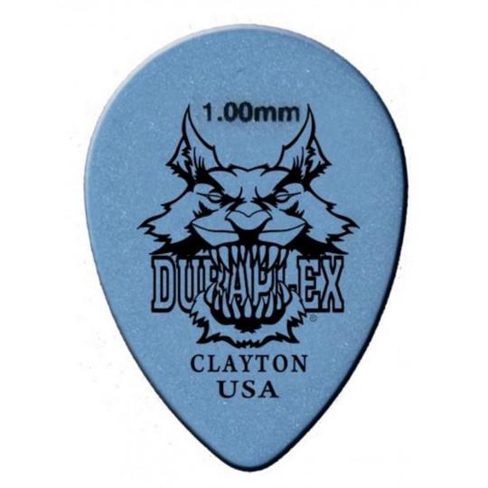 Clayton Trsátka Duraplex 1,00 mm, modrá