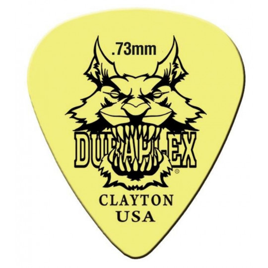 Clayton Trsátka Duraplex 0,50 mm, červená