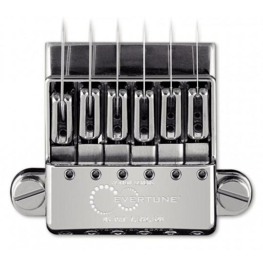 Evertune Kobylka pro E-kytaru G-Style Krátké Chrom