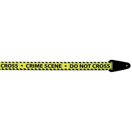Kytarový popruh Fire&Stone Hazard-Edition crime scene