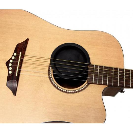 Stop-pro zpětnou odezvu Fire&Stone Akustická kytara Akustická kytara