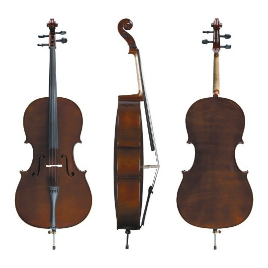 Gewa Čelo Instrumenti Liuteria Allegro 1/2