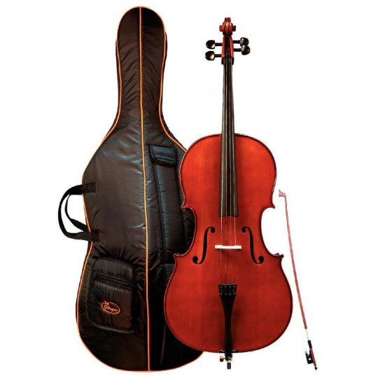 Gewa Cello – garnitura Allegro 1/2