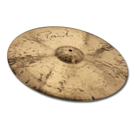 PAISTE New Signature Dark Energy Ride MKII 20""