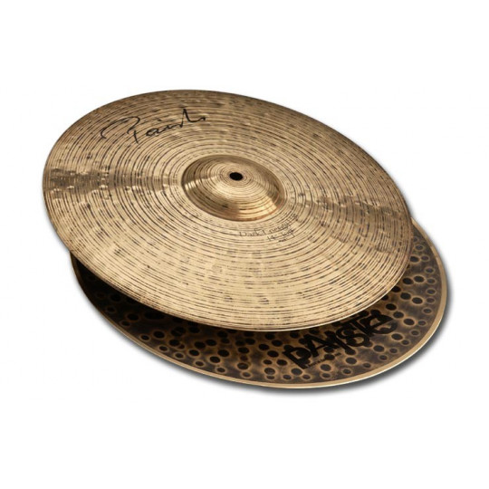 PAISTE New Signature Dark Energy hi-hats MKI 14""