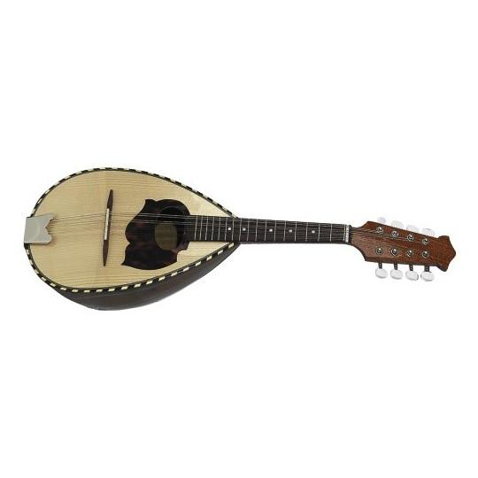 Gewa Oblá mandolína Smrk/Javor/Třešeň