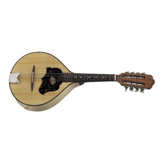 Gewa Plochá mandolína Smrk/Javor/Vlašský ořech