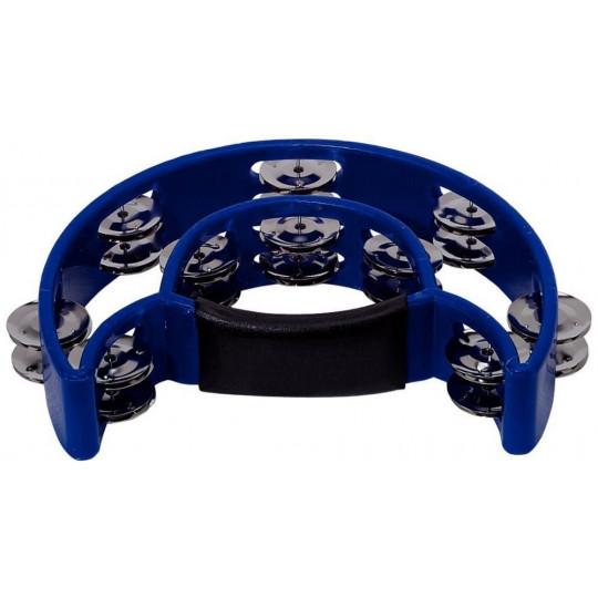 Gewa Okovy-kroužky Půlměsíc, 20 zvonků Modrá