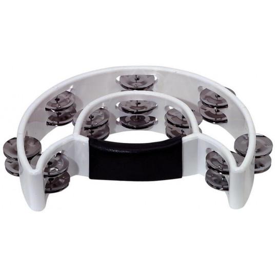 Gewa Okovy-kroužky Půlměsíc, 20 zvonků Bílý