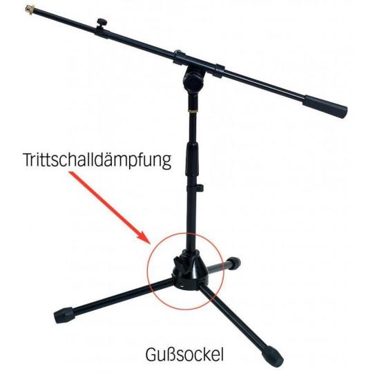 GEWA Stands Stojánek pro Mikrofon Černý