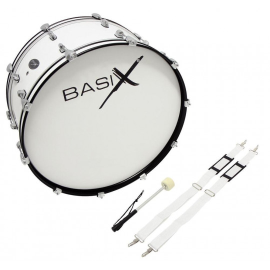 GEWApure Marching Bas Drum BASIX 26x10´´