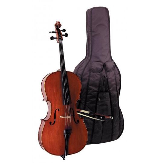 GEWApure Cello – garnitura EW 1/4 hratelné provedení z dílna GEWA