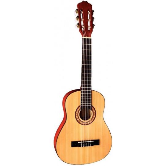 GEWApure Koncertní kytara Almeria Student 1/4 velikost
