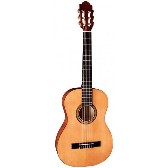 GEWApure Koncertní kytara Almeria Evropa 3/4 velikost
