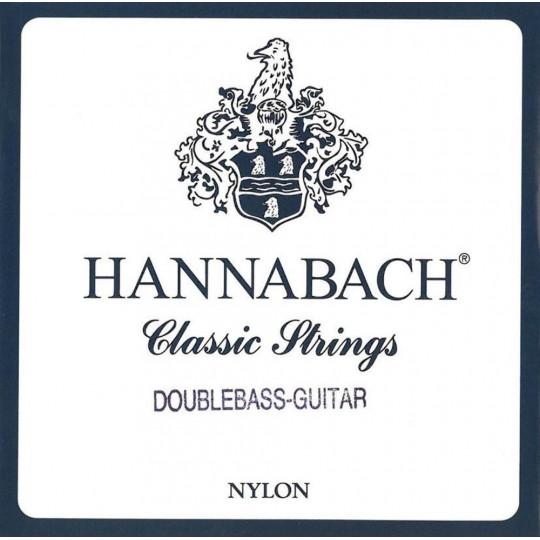 Hannabach Struny pro klasickou kytaru Speciál Mimořádné modely Sada 6-strunná