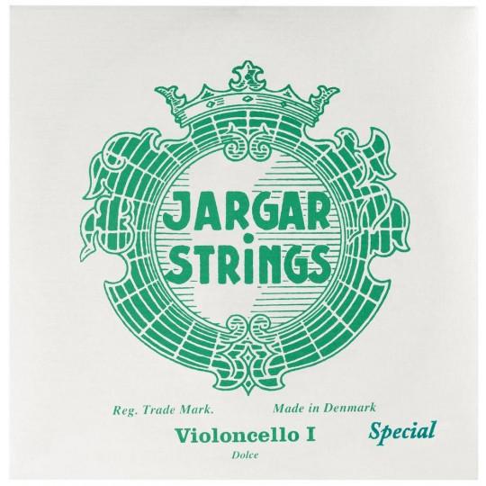 """Jargar struny pro čelo Medium A """"Special"""" I;"""