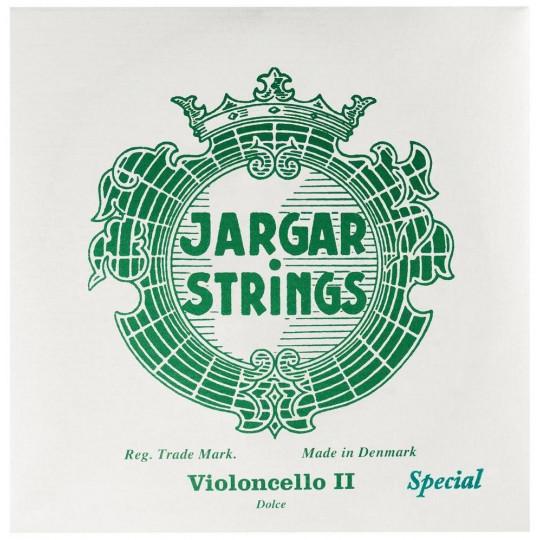"""Jargar struny pro čelo Medium D """"Special"""" II;"""