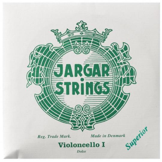 """Jargar struny pro čelo Medium A """"Superior"""" I ;"""