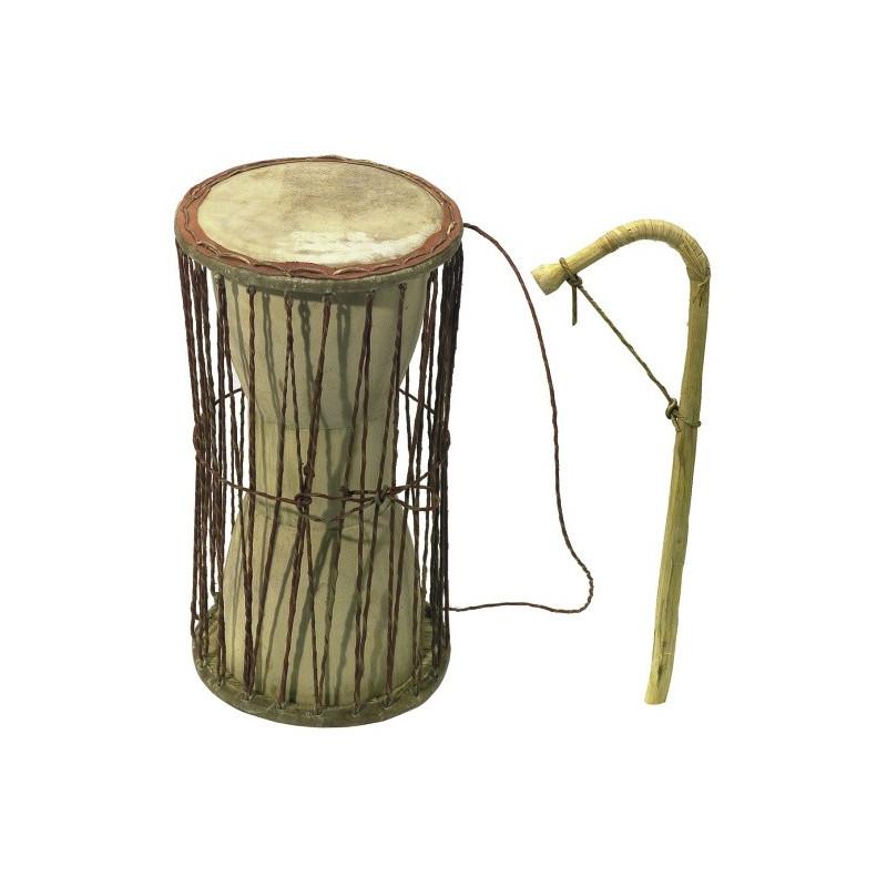 Talking Drum Kamballa Výška 30cm, pr.17cm
