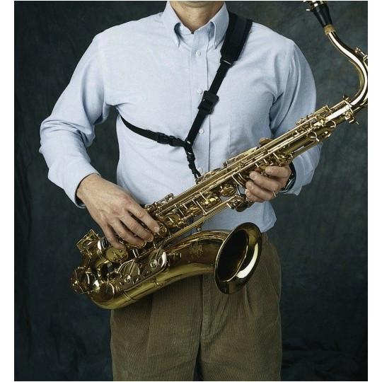 Neotech Popruh pro saxofon Neo Sling Černá, délka  96,6 - 122 cm