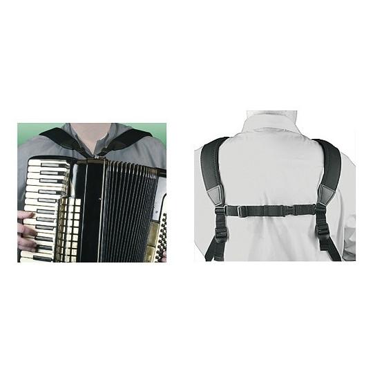 Neotech Popruh pro akordeon Accordion Harness Délka 78,7 - 139,7 cm