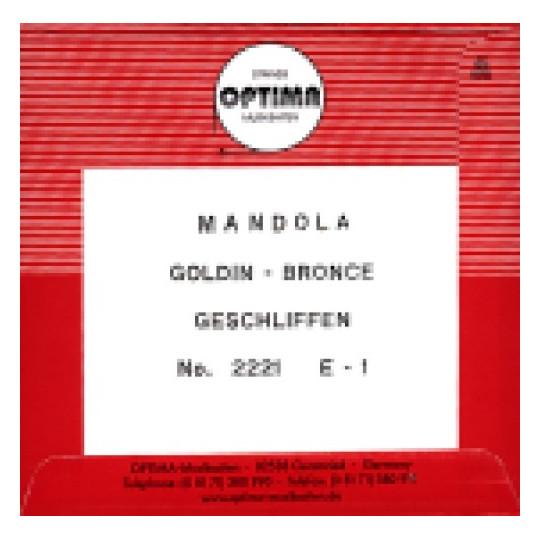 Optima struny pro Mandolu Sada