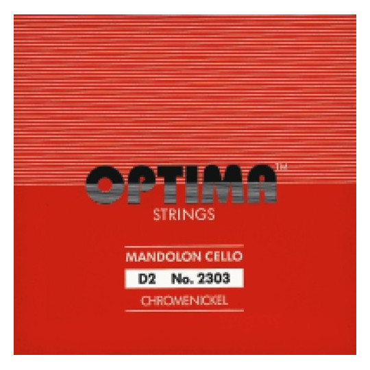 Optima Struny pro Mandola/Cello Sada