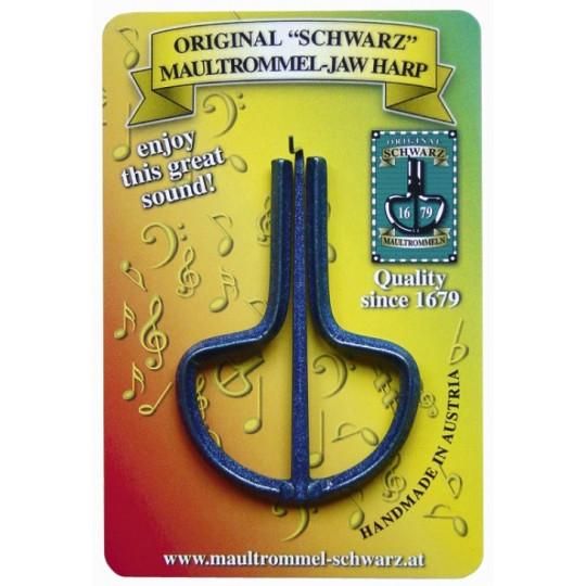Orig. Schwarz Brumle Fun Harfa 65mm, č. 8