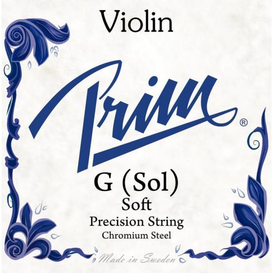 Prim Struny pro housle Stainless Steel struny soft G