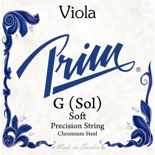 Prim Prim struny pro violu Steel Strings soft G