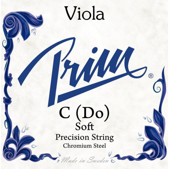 Prim Prim struny pro violu Steel Strings Medium C