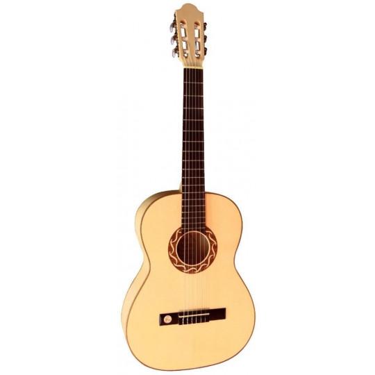 Koncertní kytara Pro Natura Silver 7/8 velikost